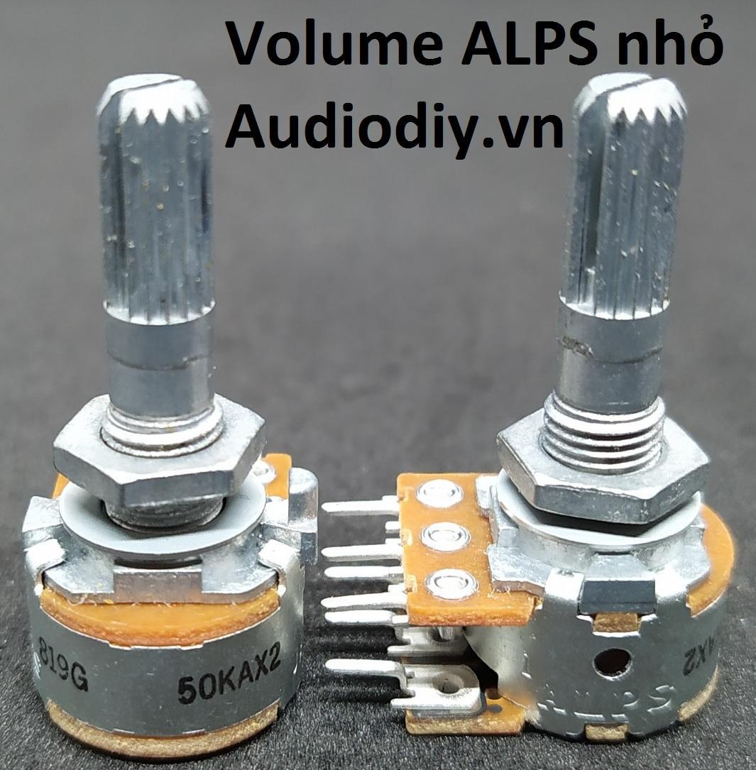 Volume ALPS16 100K