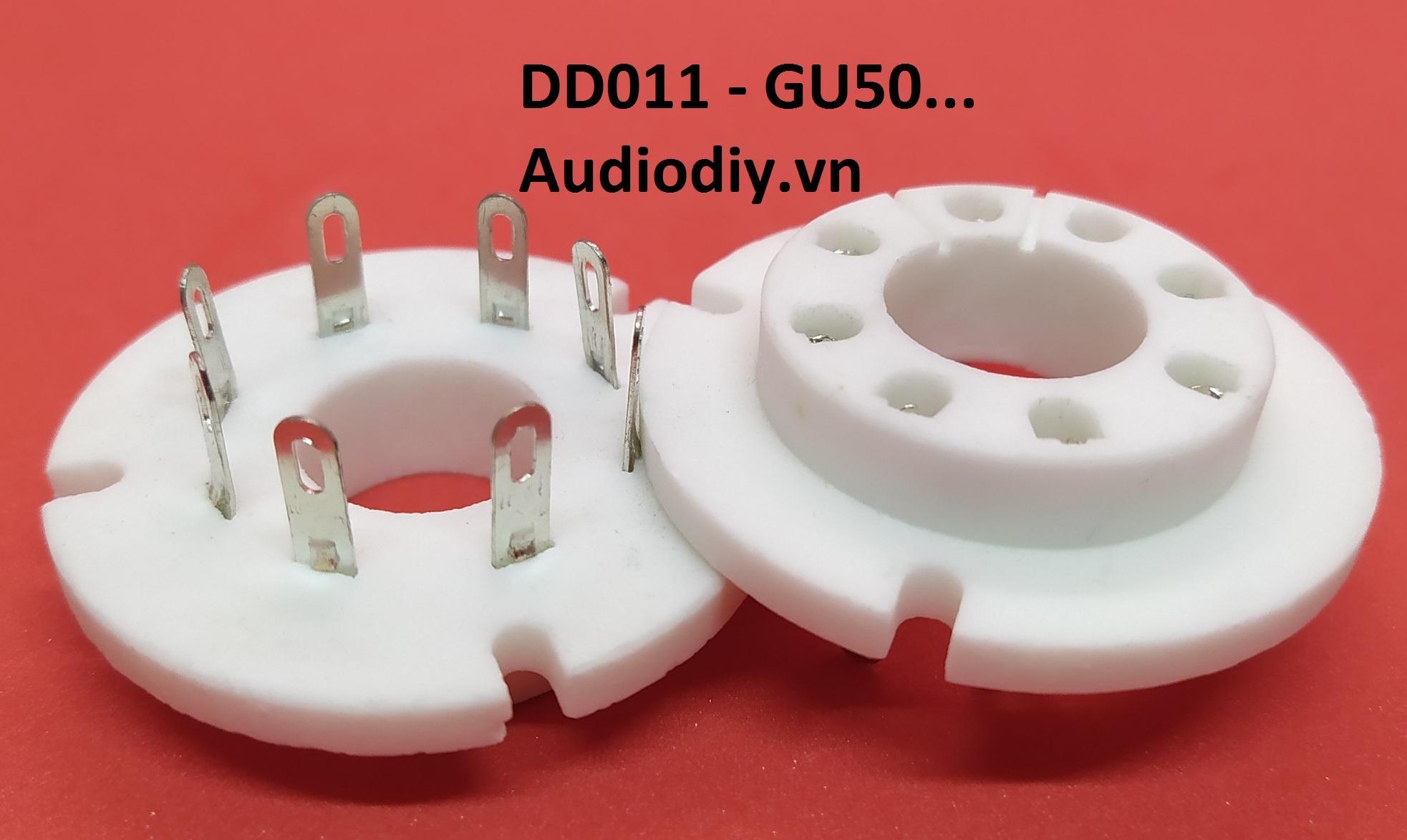Đế đèn GU50