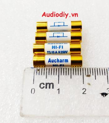 Cầu chì Aucharm 5x20 1A