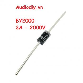 Diode BY2000 3A 2000V