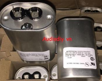 Tụ dầu USA 26uF 800VDC