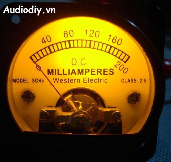Đồng hồ WE 200mA 45